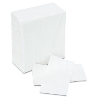 Tall-Fold Dispenser Napkin, White, 9000/Carton